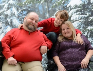 Dauber Family photo